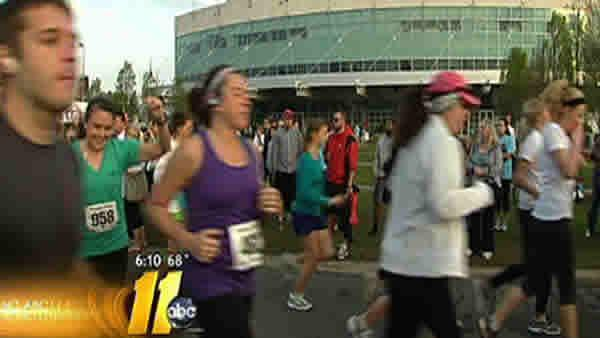 Runners rocked 'n' rolled in Raleigh on Sunday