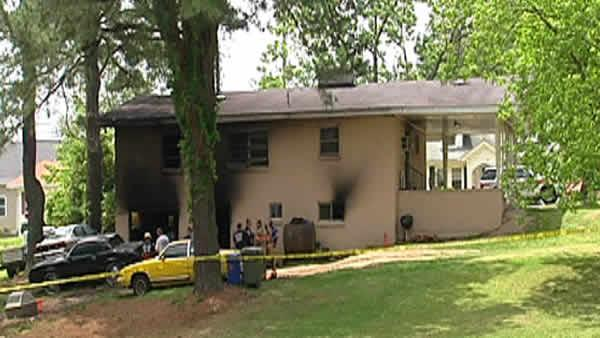 Two killed in Fuquay-Varina house fire