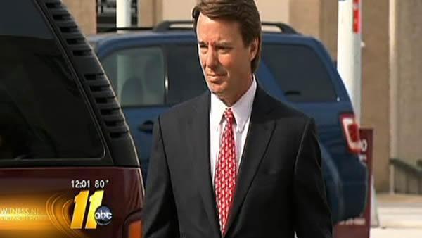 Jury ends 4th day of talks at John Edwards trial