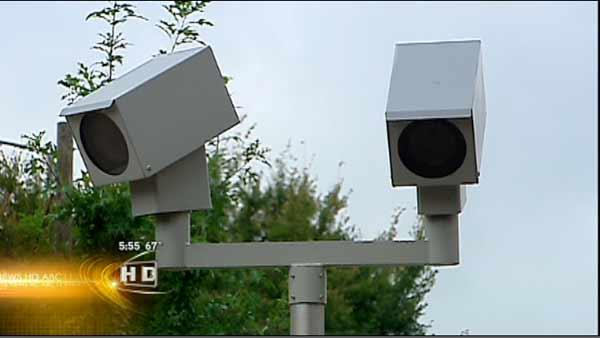 Future of Cary's red light cameras uncertain