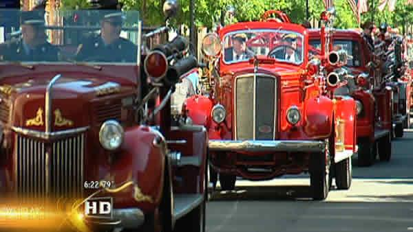 Raleigh Fire Department celebrates centennial