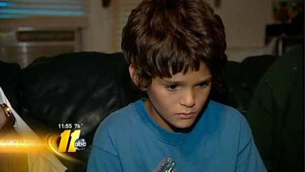 Mom outraged over son's strip search at school