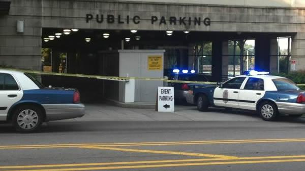 Woman's body found in Raleigh parking deck