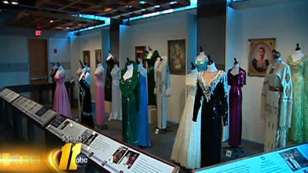 Miss NC Pageant history on display