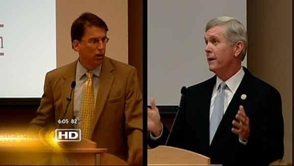 McCrory leads Dalton in latest poll