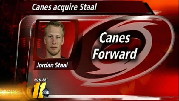 Busy weekend for newlywed -- and new 'Cane -- Staal