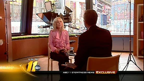 Rielle Hunter speaks in ABC11 exclusive