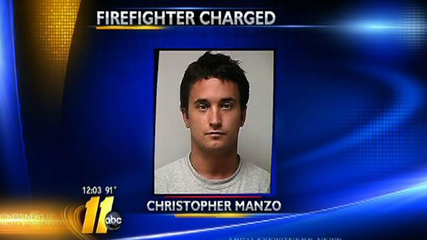 Cary firefighter, teacher facing sex charges