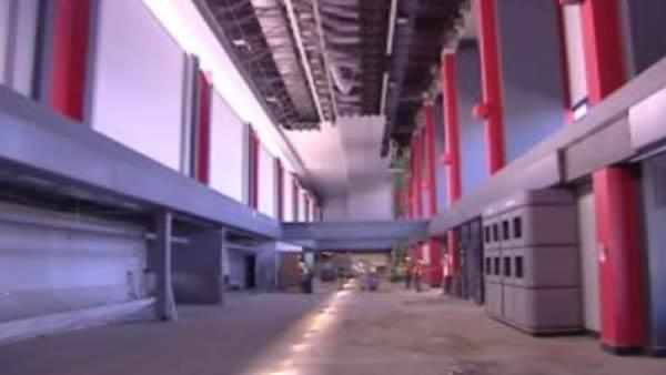 RDU's Terminal One getting a facelift