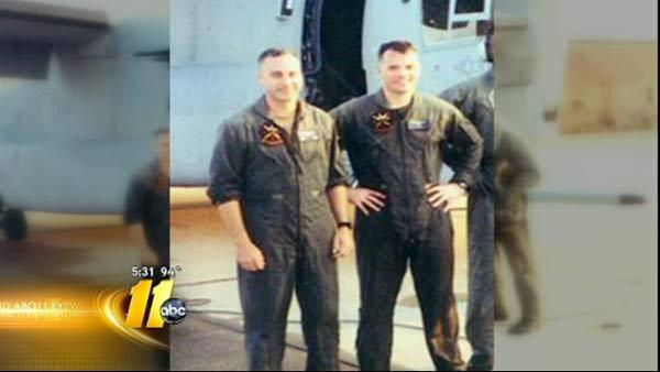Widows of Osprey pilots work to clear husband's names