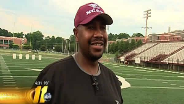 NCCU football coach reinstated