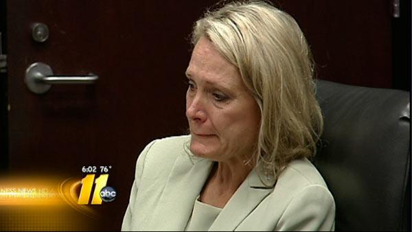 Former Wake County judge pleads guilty