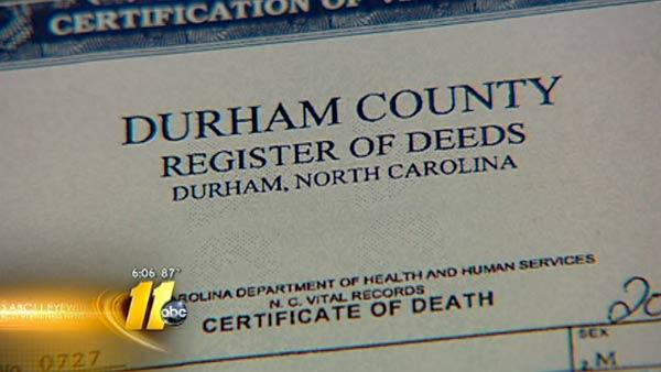 I-Team Investigates: Dead people on voting rolls