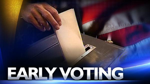 Early voting sites, times set for Wake County