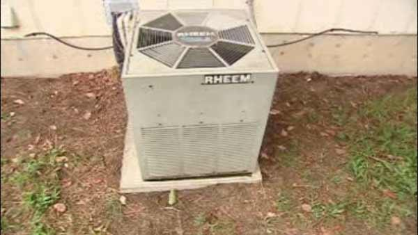 Local woman fuming after A/C problems