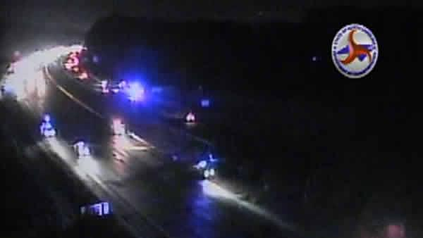 Two hit-and-runs shut down I-40 Westbound