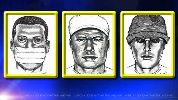 Police investigating robberies of elderly