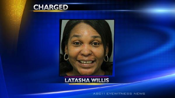 Bond denied for mother charged with stabbing son