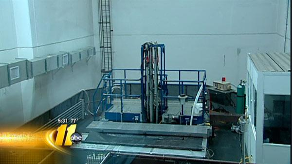 Reactor leak causes concern for some at NC State