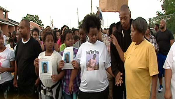 March held for missing Goldsboro teen