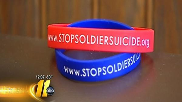 Army stands down for suicide prevention