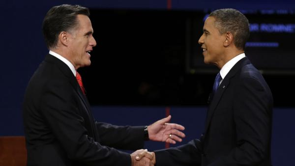 Local reaction mixed on first presidential debate