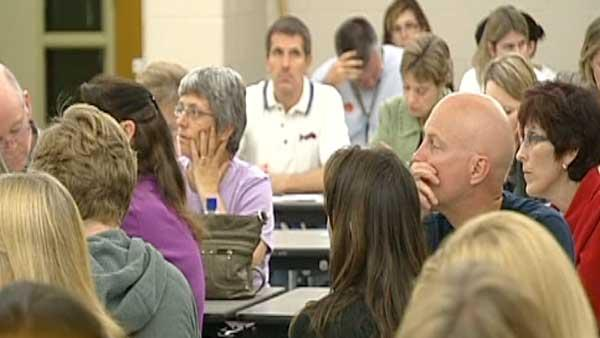 Apex parents meet to prevent drug tragedies