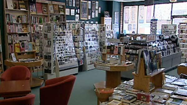 Quail Ridge Books up for sale