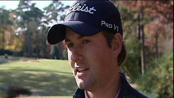 Webb Simpson holds benefit tournament