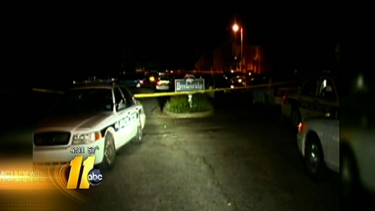 Police investigate November 19, 2005.