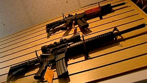 Local recation mixed to Obama's gun plan