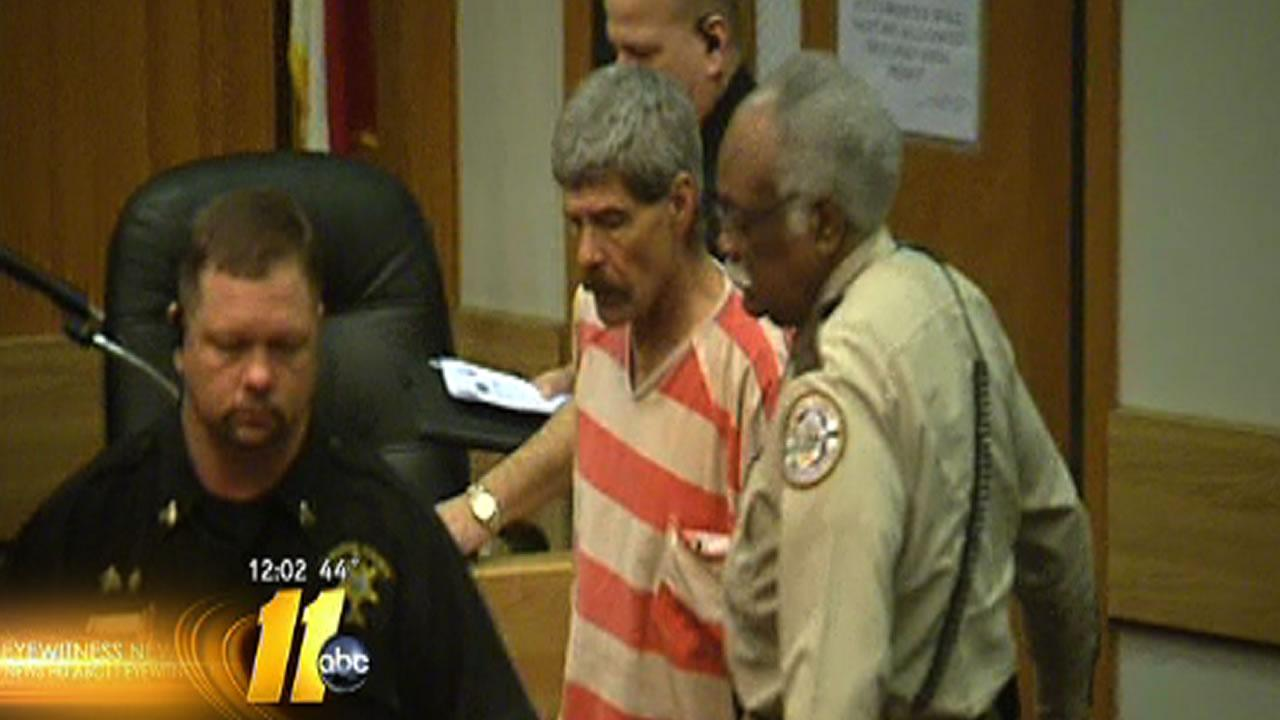 Robert Furey appears in court