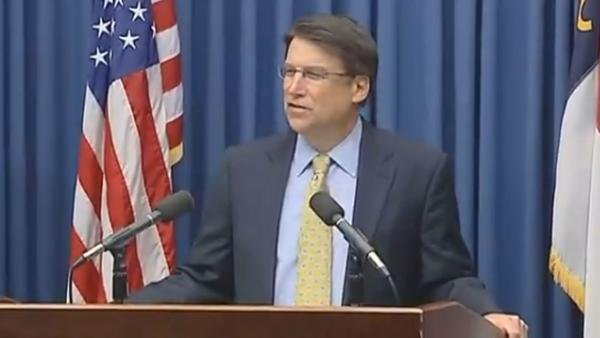 McCrory will directly pick judges