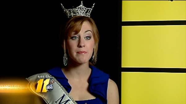 Miss NC preps for national spotlight