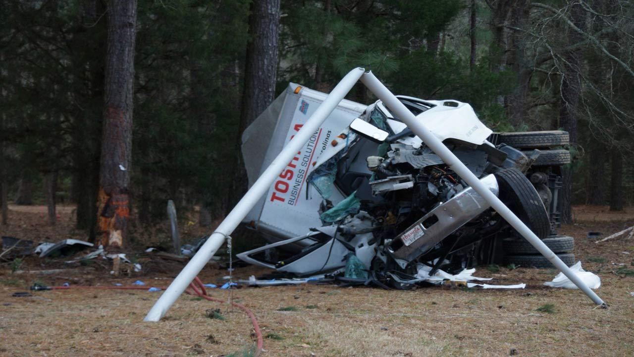 Driver killed in Moore County crash