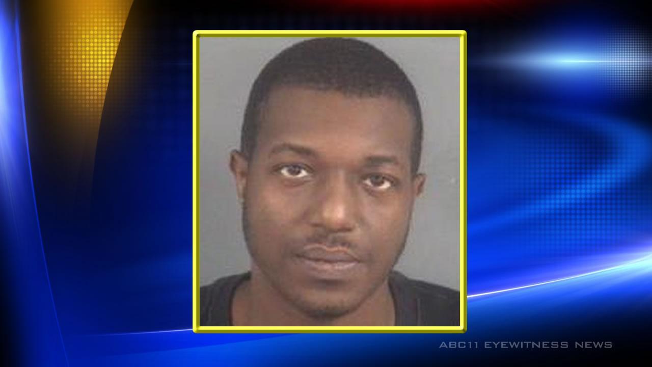 Christopher Jason Williams (Courtesy: Fayetteville Police Dept.)