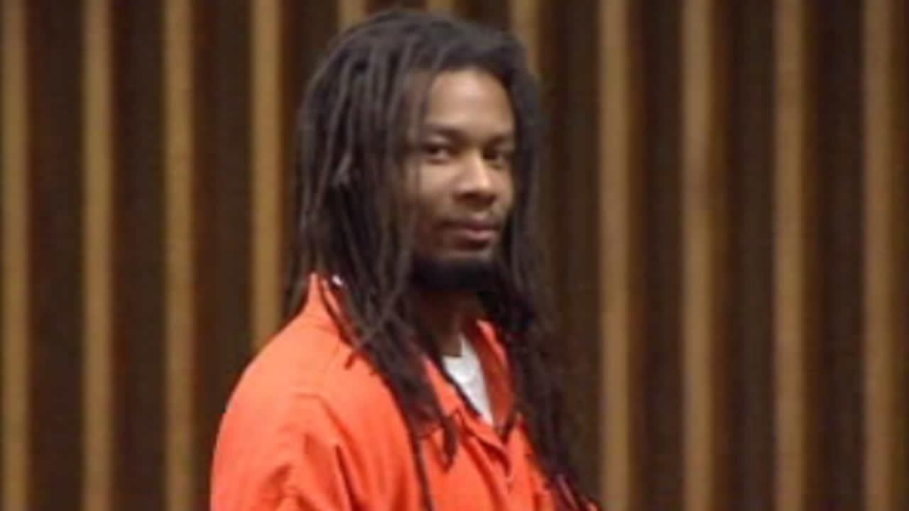 Mario McNeill appears in court for a pre-trial hearing Friday January 11, 2013.