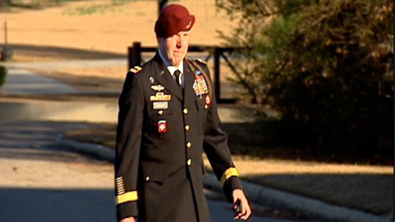 Brig. Gen. Jeffrey A. Sinclair
