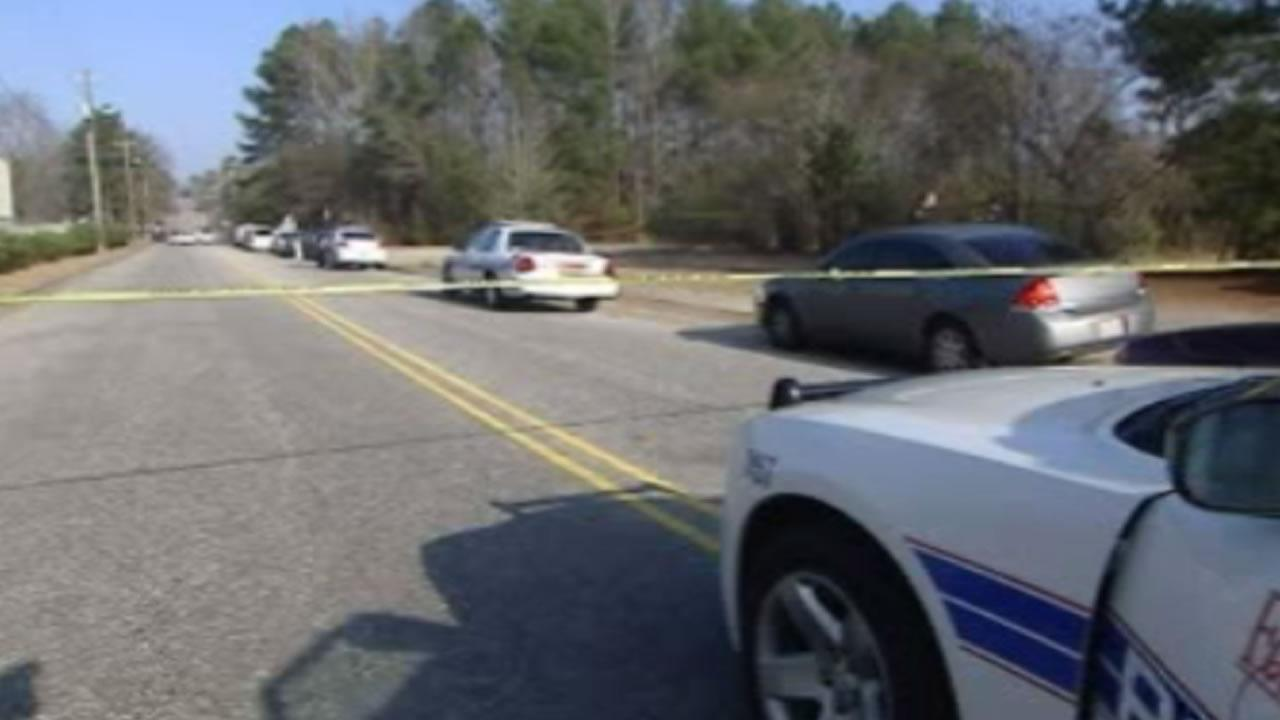 A body was found in the area of Robeson Street near Commerce Street.