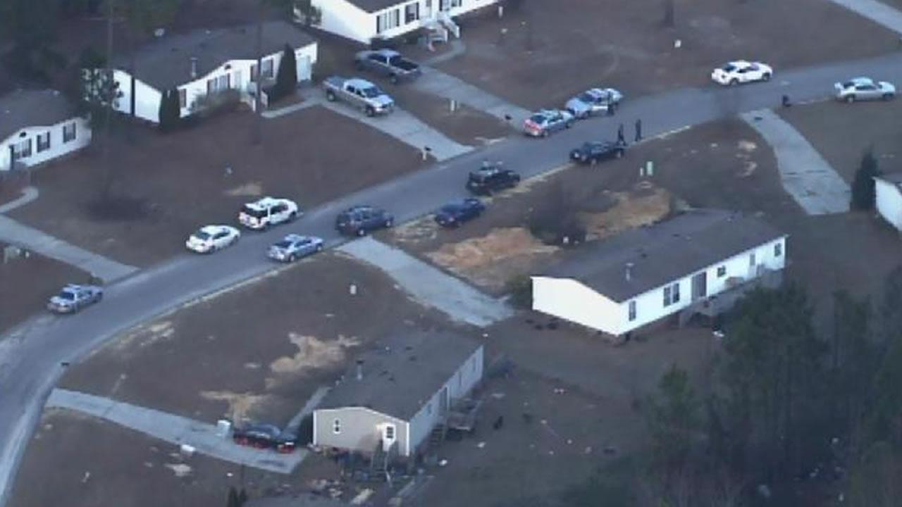 Police standoff ends in Harnett County