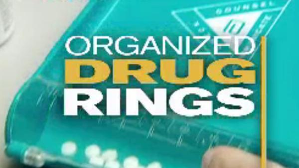 Bogus prescriptions fuel illegal drug trade