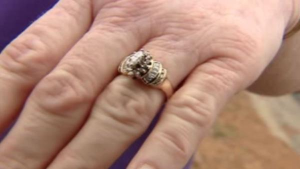 Dented wedding ring is job for Troubleshooter