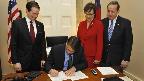 McCrory signs Medicaid, 3 other bills