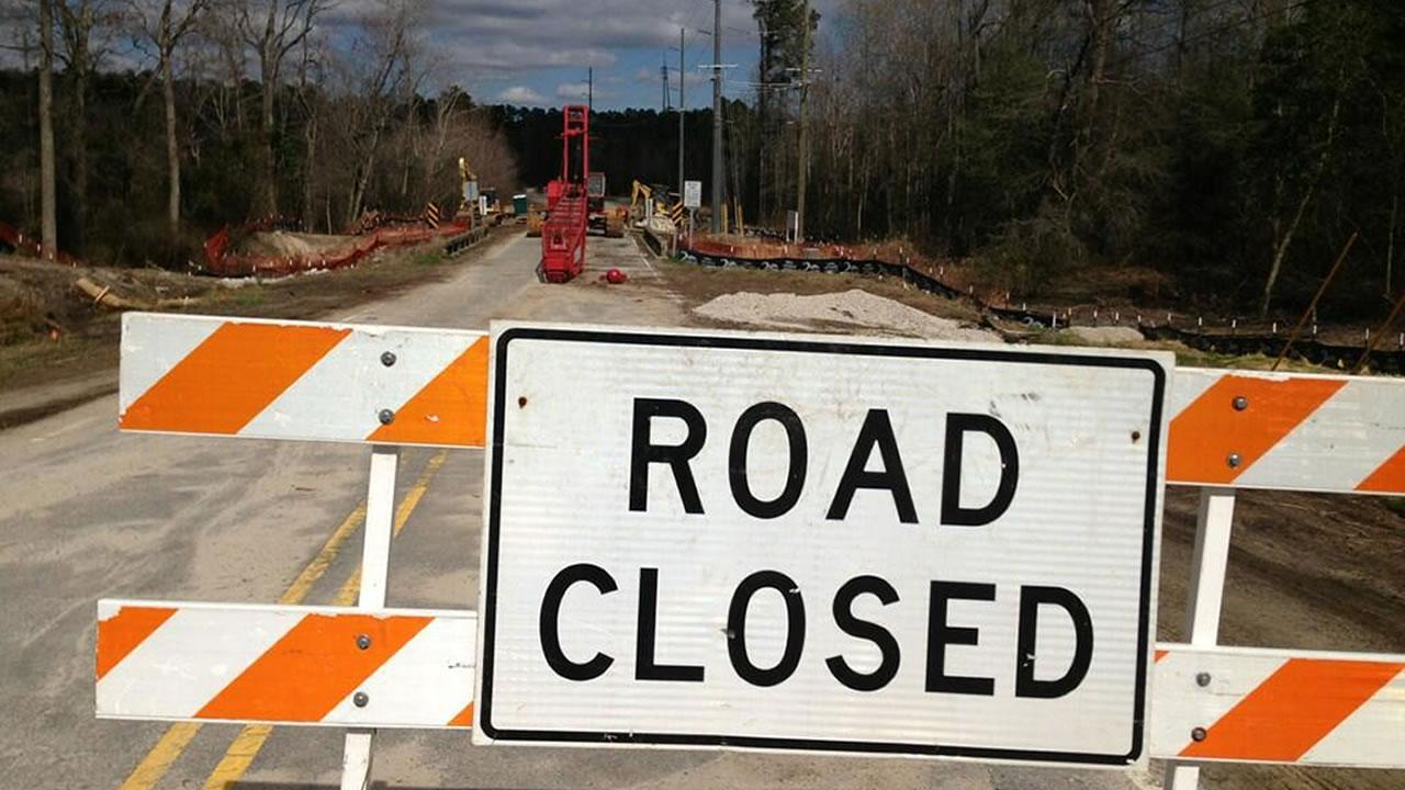 Work on Fayetteville's Strickland Road to be sped up