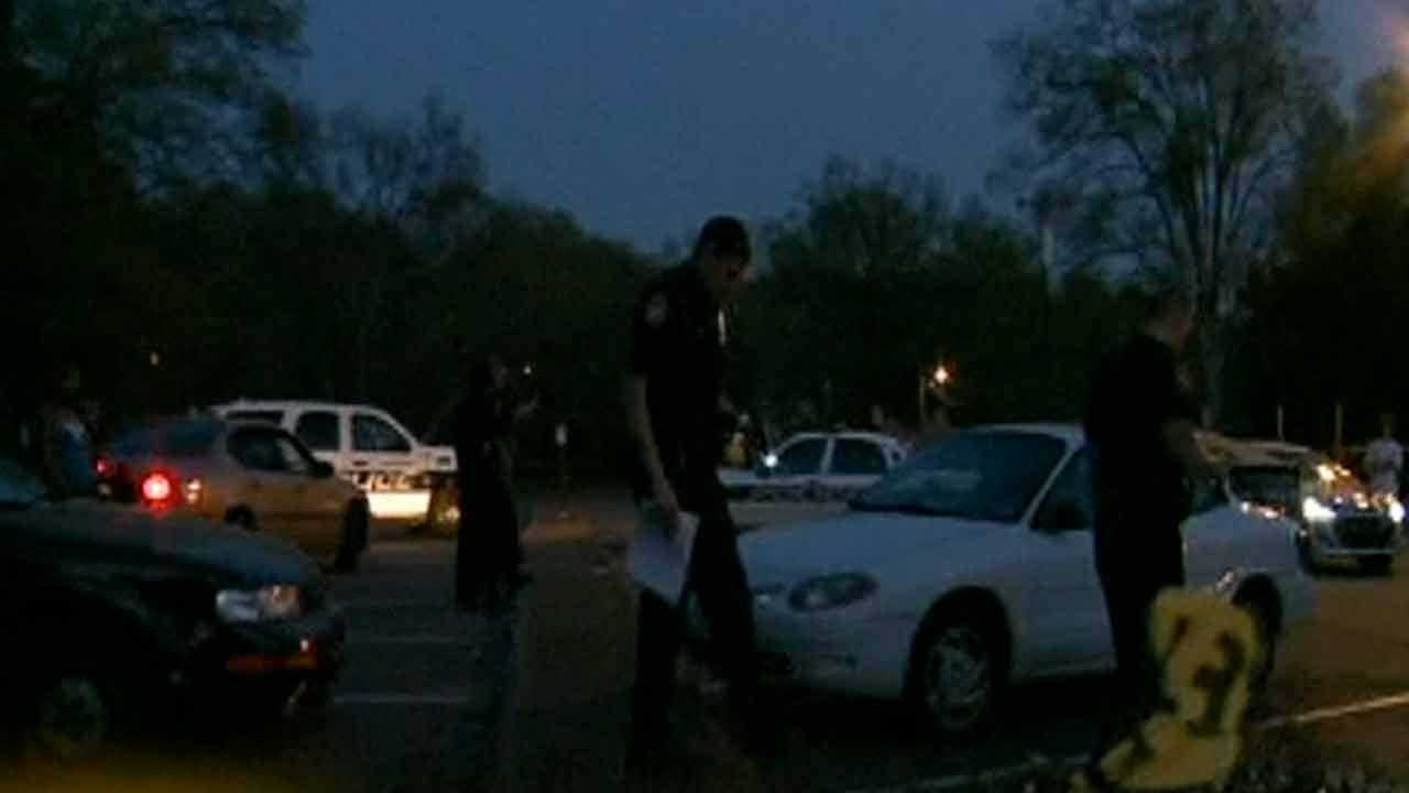 Shootout at Durham park sends people running for cover