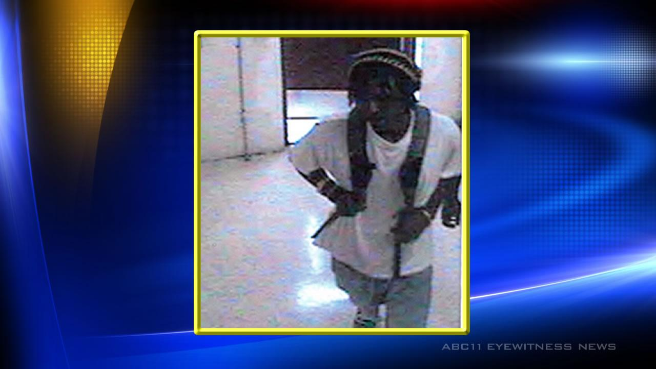 Reward offered in NC Central University holdup