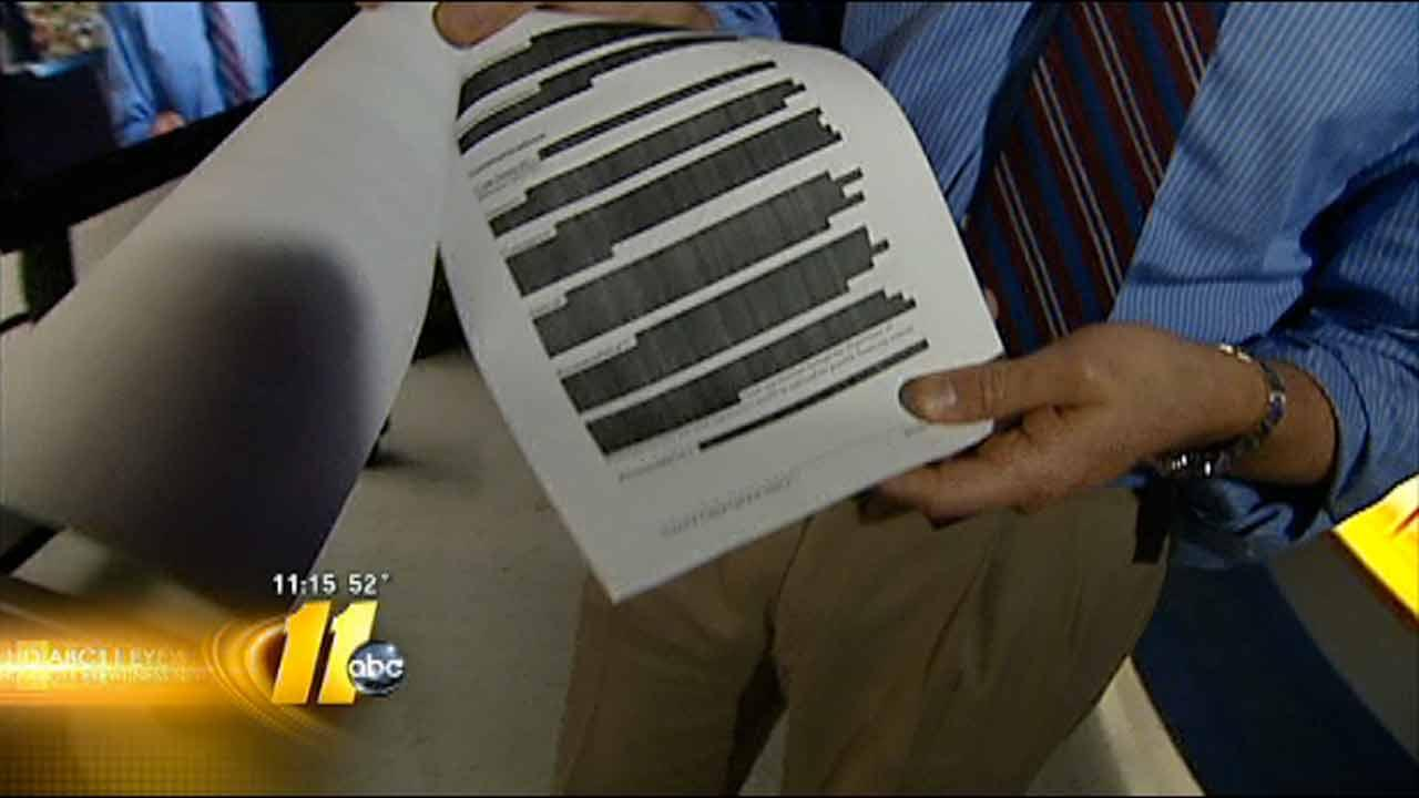 School safety recommendations redacted
