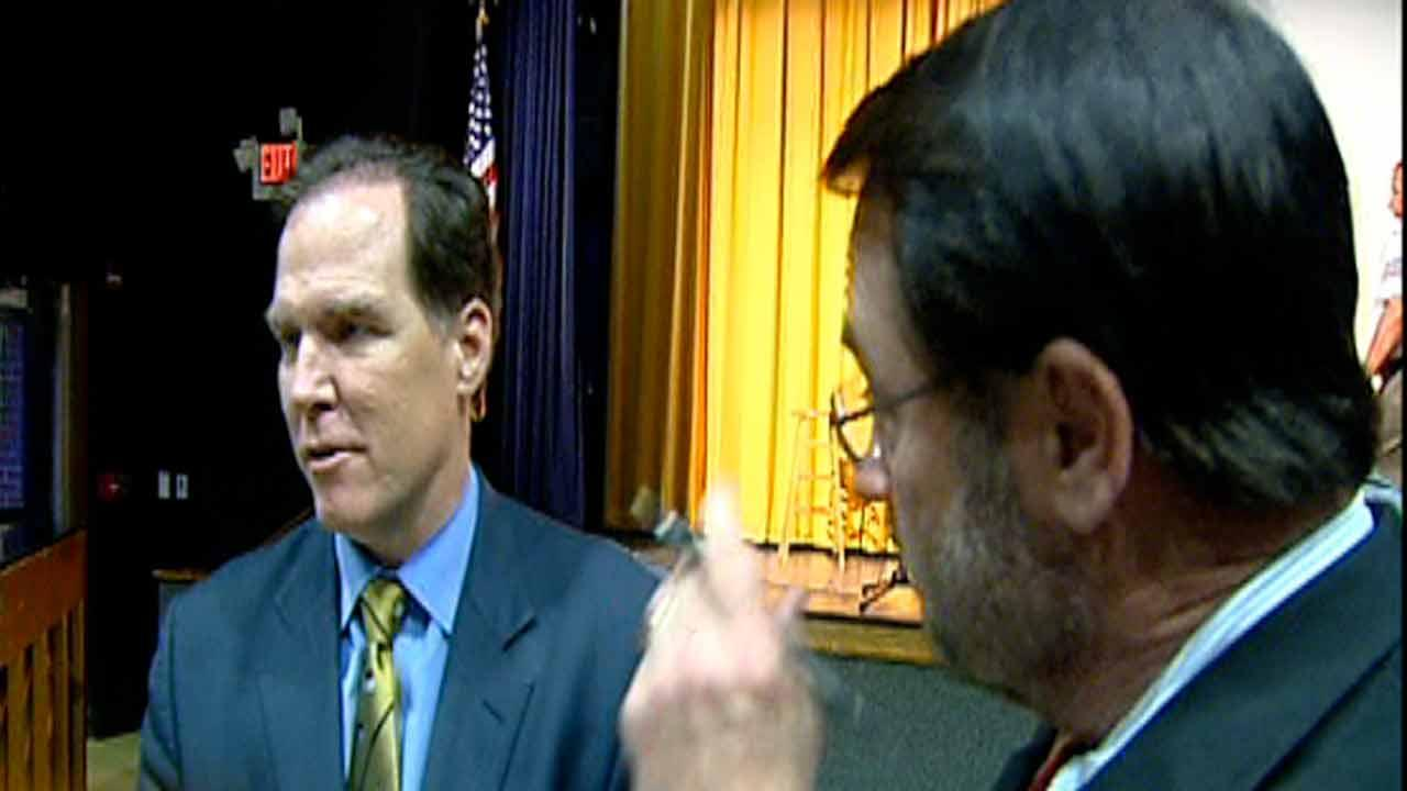 Shanahan talks school safety in Cumberland County