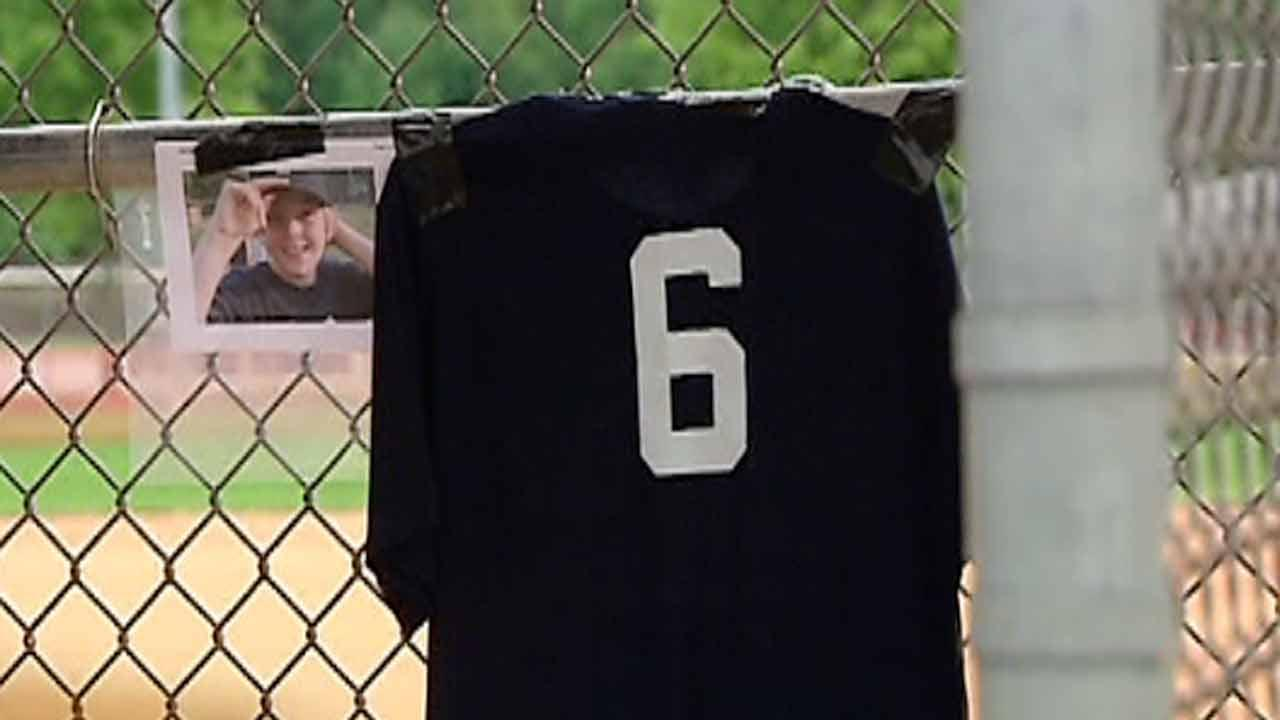 Little League team honors child killed in tragic accident