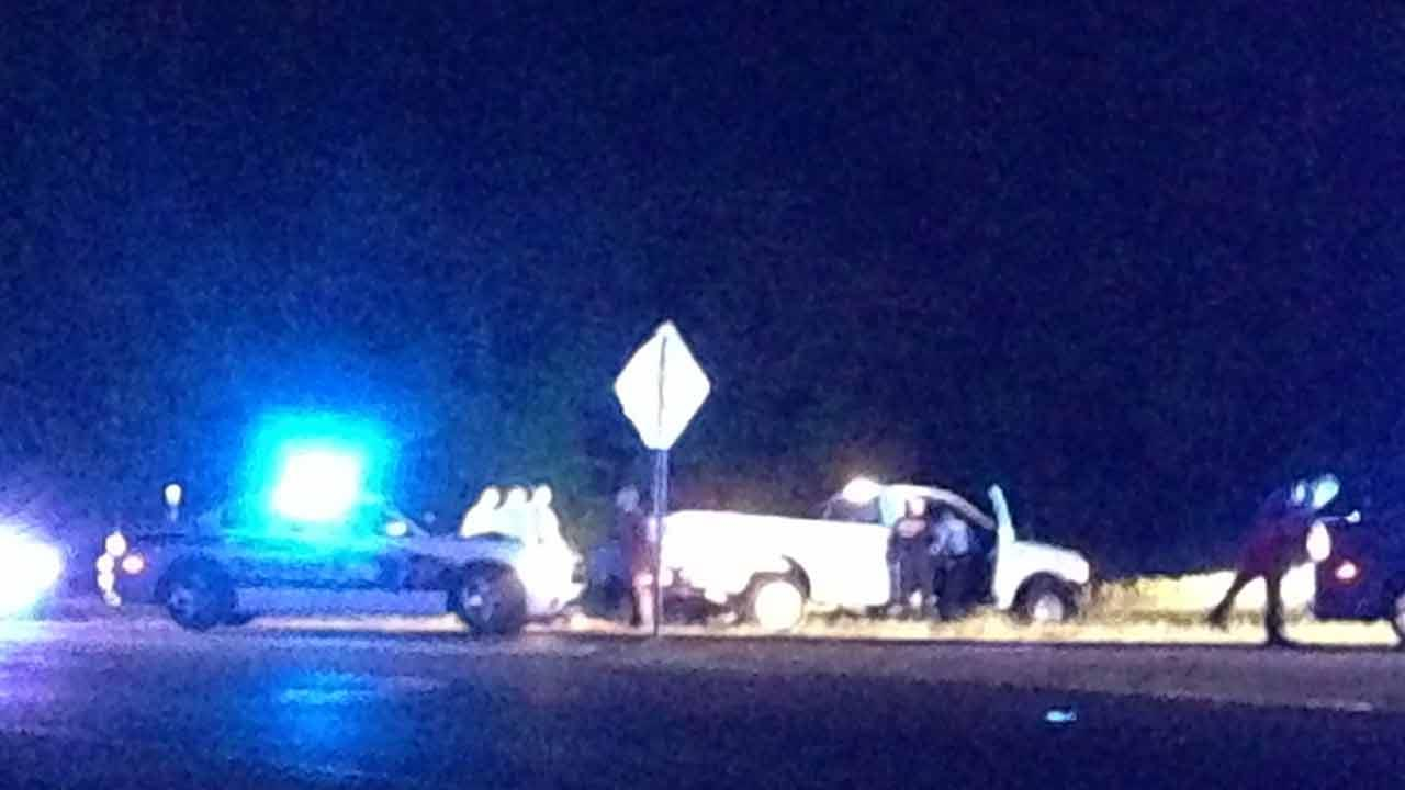 3 county high speed chase ends on I-40 in Raleigh